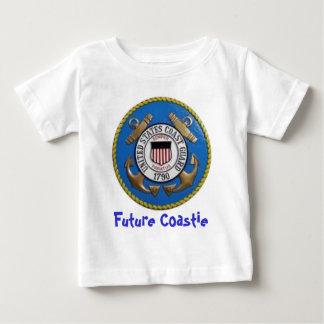 uscg, Future Coastie Tshirts