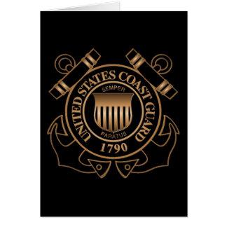 USCG GREETING CARD