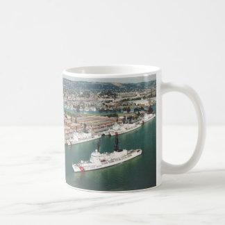 USCG Hamilton Class Cutters Coffee Mug