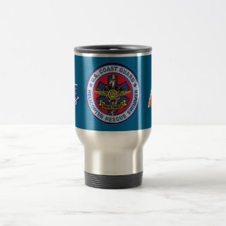 USCG Helicopter Rescue Swimmer Mug