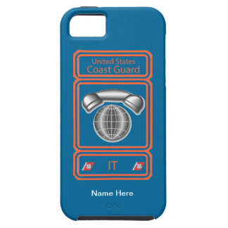 USCG Information Systems Technician iPhone SE/5/5s Case