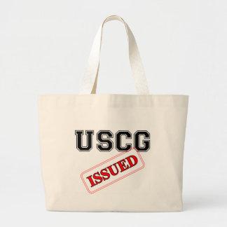 USCG Issued Jumbo Tote Bag