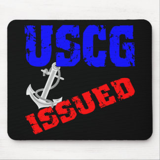 USCG Issued Mouse Pad