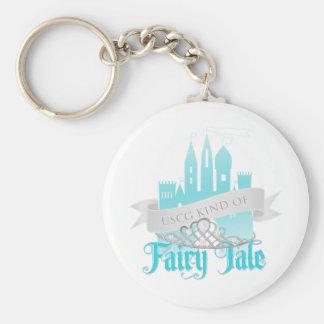 USCG Kind of Fairy Tale Keychain
