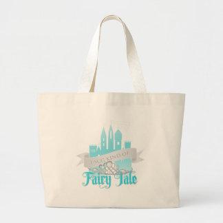 USCG Kind of Fairy Tale Large Tote Bag