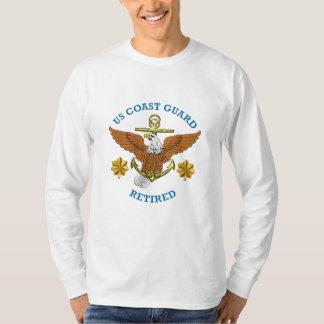 USCG Lieutenant Commander Retired T-Shirt
