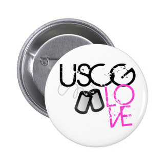 USCG Love Pin