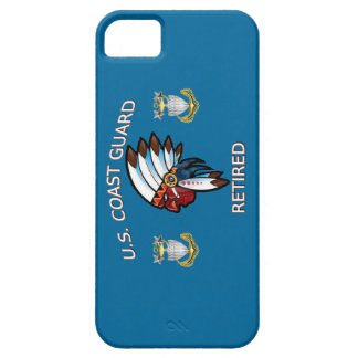 USCG  Master Chief Petty Officer Retired iPhone SE/5/5s Case