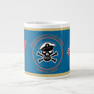 USCG Master Chief Petty Officer Extra Large Mugs