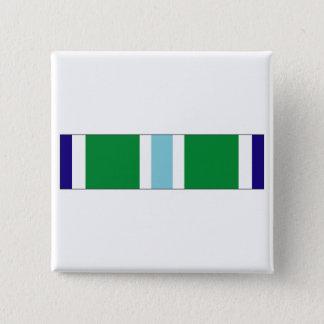 USCG Meritorious Unit Commendation Ribbon Pinback Button