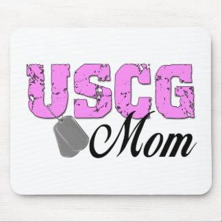 USCG Mom Mouse Pad