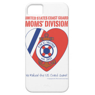 USCG Moms' Division iPhone 5 Case-Mate iPhone SE/5/5s Case