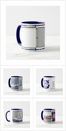 USCG Mug and Other Products Collection