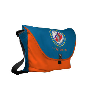 USCG New York Sector Courier Bags