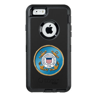 USCG Otter Box Defender. Iphone, Samsung OtterBox Defender iPhone Case