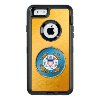 USCG OtterBox Defender. iPhone & Samsung OtterBox Defender iPhone Case