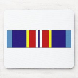 USCG Overseas Service Ribbon Mouse Pad