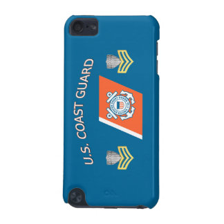 USCG Petty Officer First Class Racing Stripe iPod Touch (5th Generation) Covers