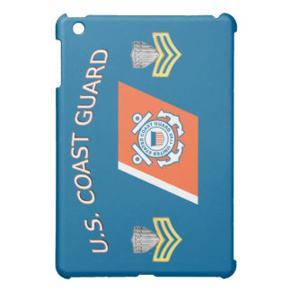 USCG Petty Officer First Class Racing Stripe Cover For The iPad Mini