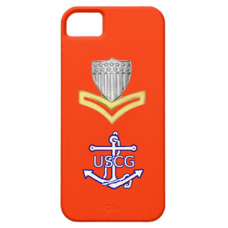 USCG PO2 iPhone 5 Barely There Universal Case iPhone 5 Cover