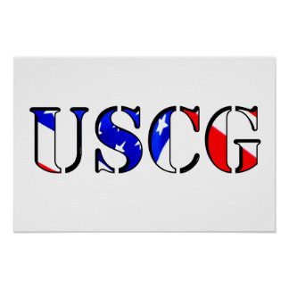 USCG Poster