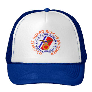 USCG Rescue Swimmer Hat