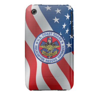 USCG Rescue Swimmer iPhone 3G/3GS Barely There iPhone 3 Case