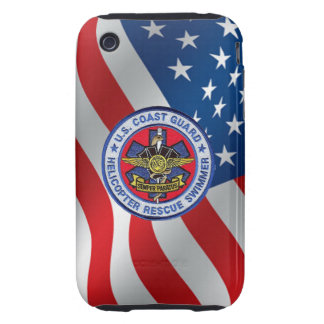 USCG Rescue Swimmer iPhone 3G/3GS Tough Case
