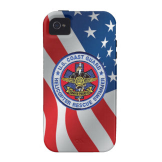 USCG Rescue Swimmer iPhone 4/4S Vibe Case Vibe iPhone 4 Case