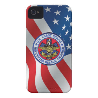 USCG Rescue Swimmer iPhone 4 Barely There Case