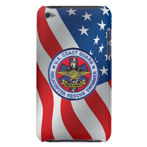 USCG Rescue Swimmer iPod Touch Case