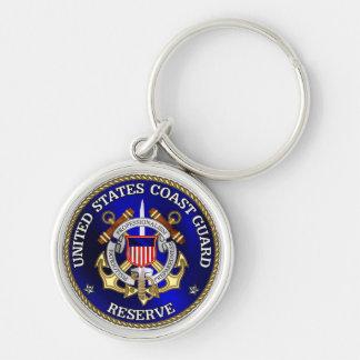 USCG Reserve Keychain