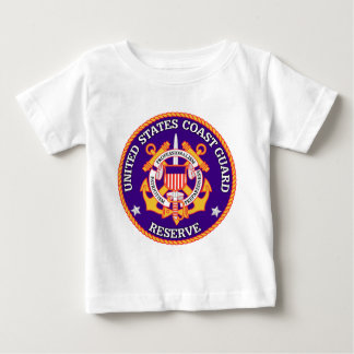 USCG Reserve Seal Baby T-Shirt