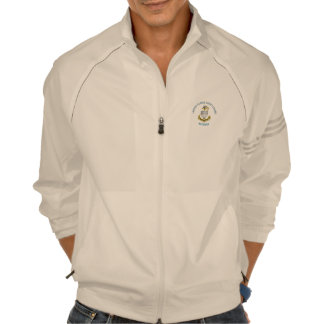 USCG SCPO Retired Adidas ClimaProof® Zip Jacket