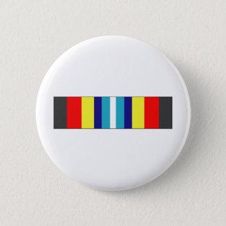 USCG Sea Service Ribbon Button