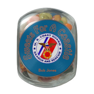 USCG Search and Rescue Candy Tins