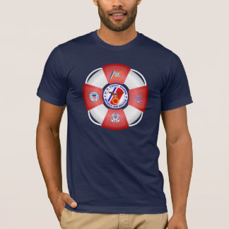 USCG Search and Rescue Life Ring Shirt