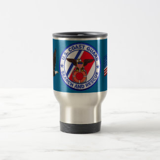 USCG Search and Rescue Coffee Mugs