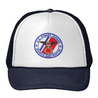USCG Search and Rescue Trucker Hat