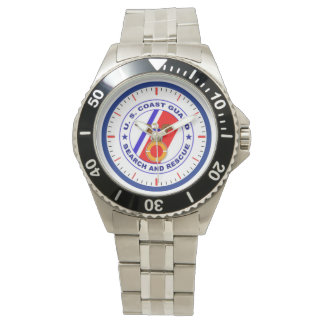 USCG Search and Rescue Wristwatch