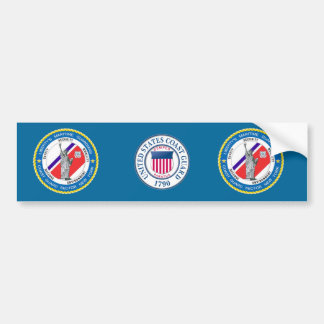 USCG Sector New York Bumper Stickers