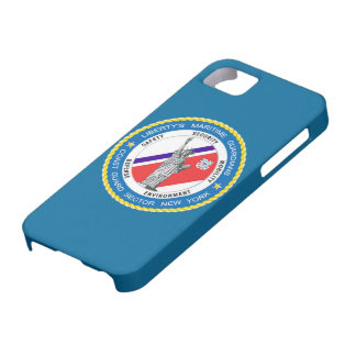 USCG Sector New York iPhone 5 Covers