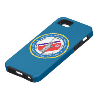 USCG Sector New York iPhone 5 Case