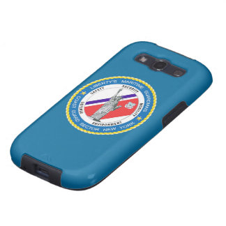 USCG Sector New York Galaxy S3 Vibe Case Samsung Galaxy SIII Covers