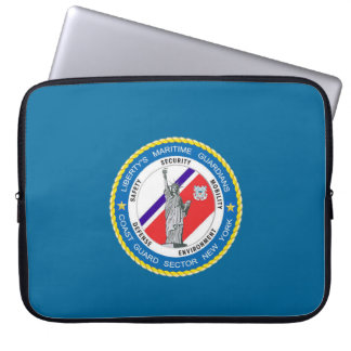 USCG Sector New York Laptop Computer Sleeves