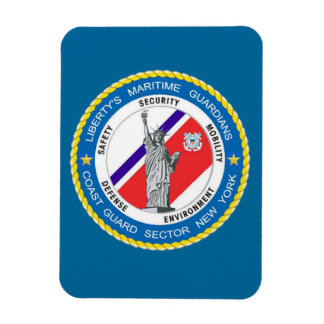 USCG Sector New York Magnet