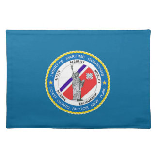 USCG Sector New York Placemat