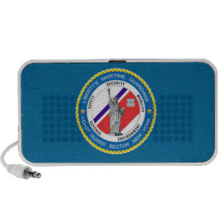 USCG Sector New York iPod Speakers