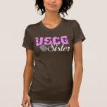 USCG Sister T Shirts