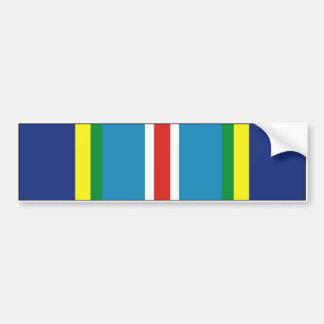 USCG Special Operations Service Ribbon Bumper Sticker
